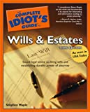 Wills and Estates, Stephen Maple, 1592573630