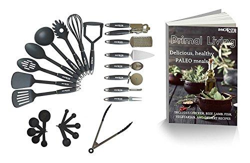 Deluxe 26 piece Cooking Utensils Elegant product image