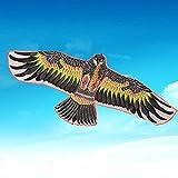 Bazaar 1.6 m Flying Huge Eagle Kite Outdoor Fun Sport Animal Kites Children's Toy