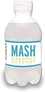 product image for Mash Sparkling Fruit Drink 20 oz Plastic Bottles - Pack of 15 (Pineapple Coconut)