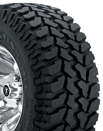Firestone Destination M/T Mud Terrain Radial Tire - 265/70R17 121Q