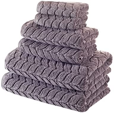 Bagno Milano Jacquard Woven Towels Ultra Absorbent product image