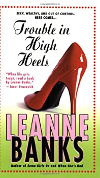 Trouble in High Heels 0446611743 Book Cover
