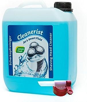 Cabezal de limpiador cleanerist para afeitadora Philips de las series 5000/7000/8000/9000 con grifo sabeu Fluxx® – Garrafa de 5 l, en: Amazon.es: Salud y cuidado personal