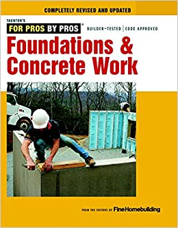 ??UPDATED?? Foundations & Concrete Work: Revised And Updated (For Pros By Pros). Estado SWISSBIT Trooper videos Fixed buscador Return