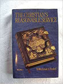 The Christian's Reasonable Service