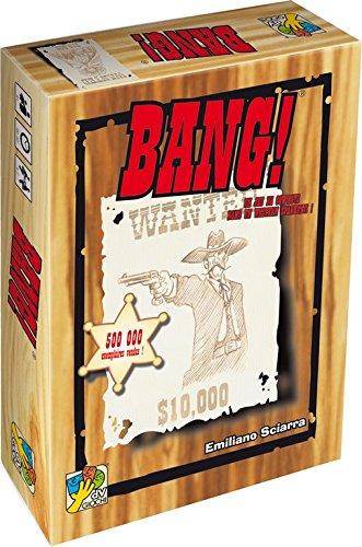 ASMODEE Bang - Jeu (Fr),, Asmodee Canada BAN01