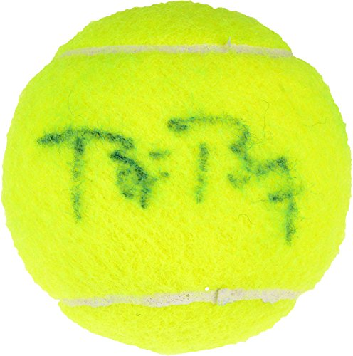 Ball Tennis Borg Bjorn - Bjorn Borg Autographed Wilson US Open Tennis Ball - Fanatics Authentic Certified - Autographed Tennis Balls