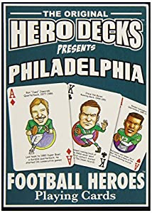 Hero Decks - Philadelphia Eagles - Playing Cards