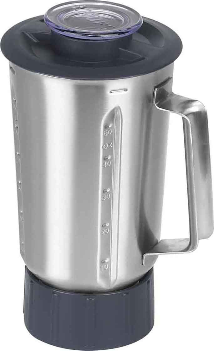 KrupsXF601701 - Licuadora (1,5 L), en acero: Amazon.es: Hogar