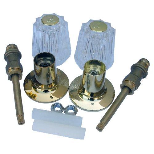 Polished Brass Stem - 2
