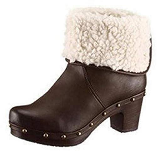 Andrea Conti Stiefelette - Botas para mujer, color marrón ...