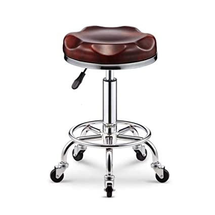Furniture Simple Fashion Bar Stool Chair Rotating Lifting Bar Stool In Front Of Manicure Make Up Chair Free Shipping Bar Chairs
