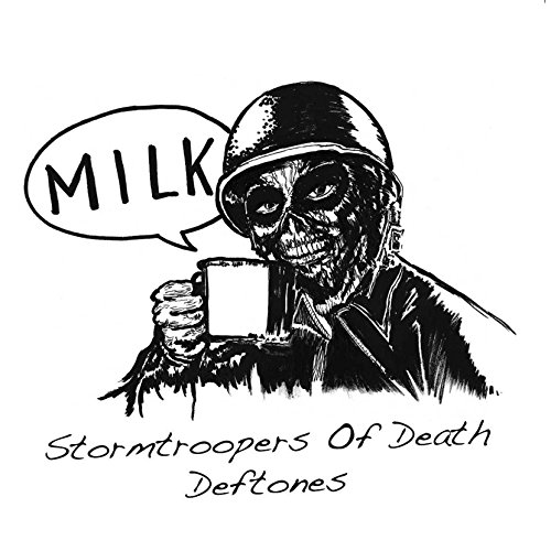 Milk (Stormtroopers Of Death Speak English Or Die)
