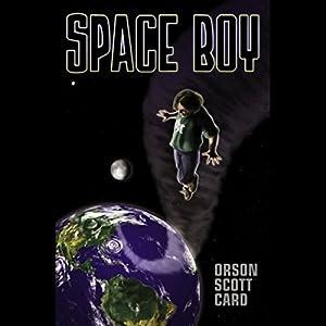 Space Boy Hörbuch