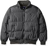 U.S. Polo Assn. Men's Classic Puffer Jacket - Medium - Dark Shadow