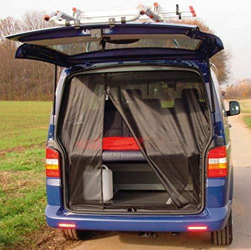 Reimo Tent Technology Mosquitera para portón trasero, compatible con VW T5, T6 a partir de 2003