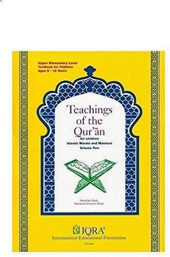 Teachings of the Qur'an Textbook: Volume 2