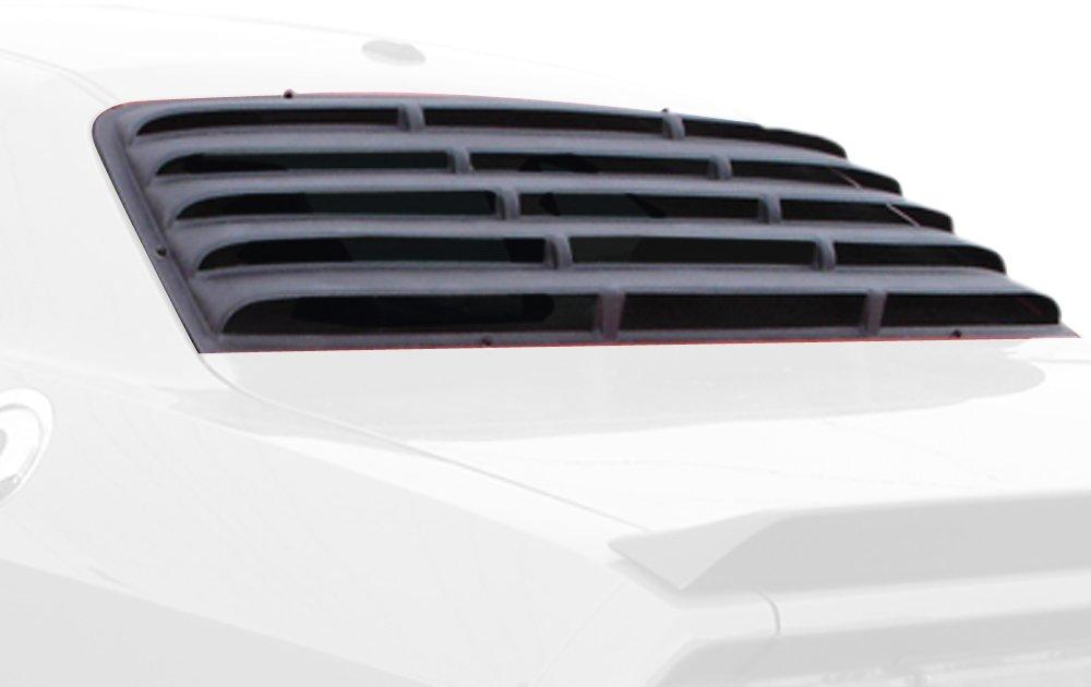 Willpak Industries 1564 ABS Car Louver for Chrysler/Dodge