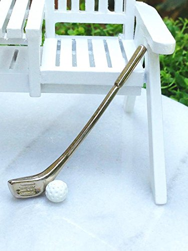 My Fairy Gardens Miniature Accessories - Golf Club, used for sale  Delivered anywhere in USA