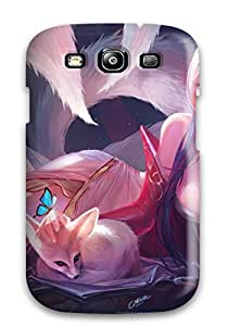 High Impact Dirt/shock Proof Case Cover For Galaxy S3 (ahri)