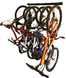 Cheap Wall Mount Bike Storage Rack Holds 6 Bikes Garage & Home Made in The USA