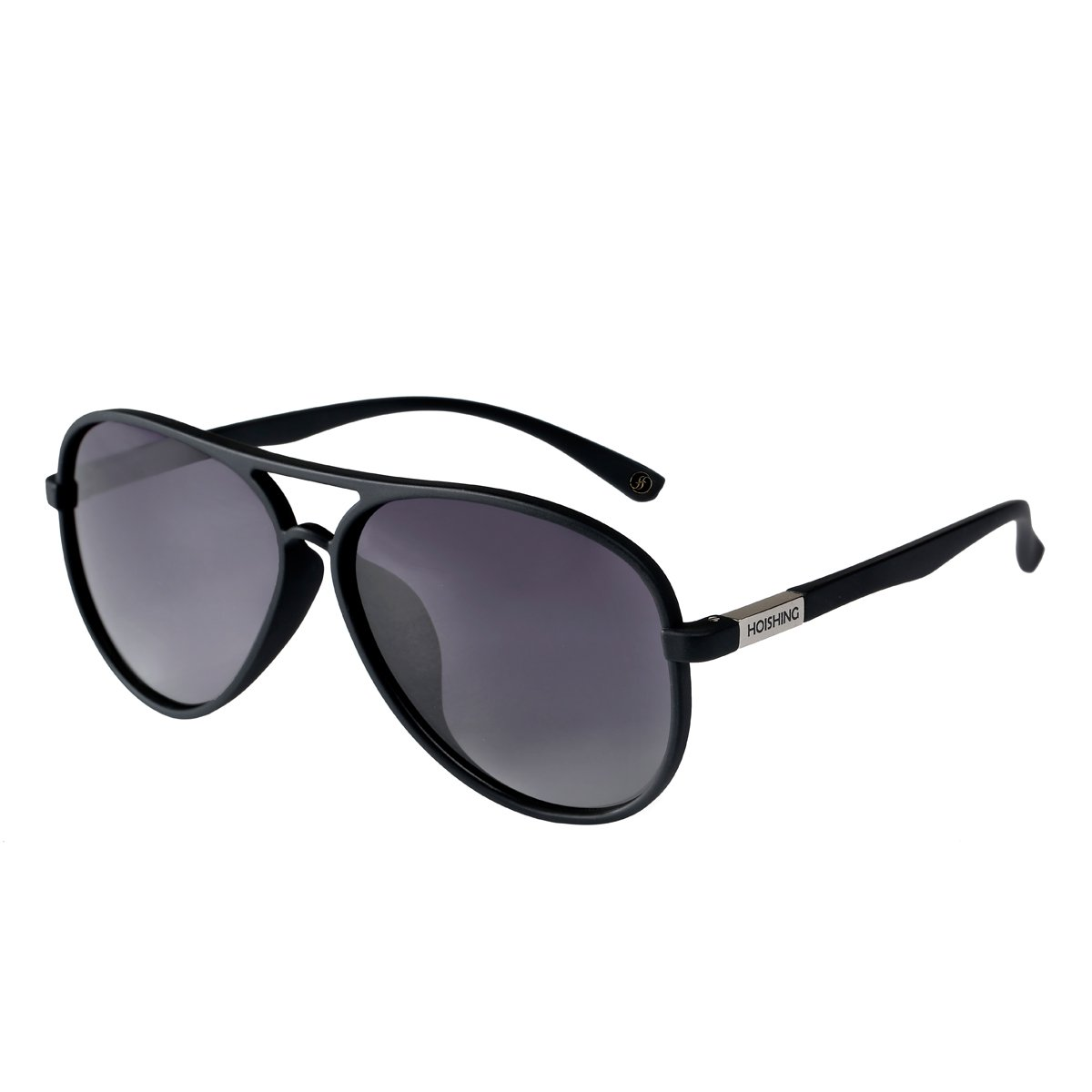 Amazon.com: Hoishing - Gafas de sol polarizadas retro para ...