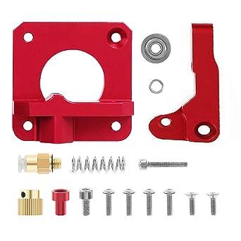 GESPERT - Kit de extrusores de aluminio para impresora 3D CR10 ...