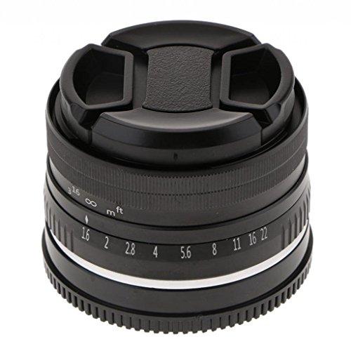 Homyl 32mm f/1.6 Large Aperture Manual Focus Lens APS-C for Sony E Mount Mirrorless Camera NEX 3 5 6 by Homyl (Image #3)