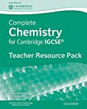 Complete Chemistry for Cambridge IGCSE, RoseMarie Gallagher, 0199138818