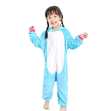 a9fae420b GWELL GWELL Kinder Kostüme Tier Tieroutfit Cosplay Jumpsuit ...