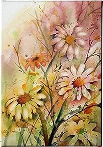 Decoration Space Unframed Portrait Canvas - 78 - Multi Color - 40X60 CM