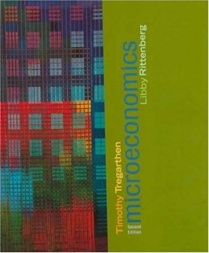 Microeconomics, Second Edition
