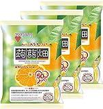 マンナンライフ 蒟蒻畑温州みかん味 25g×12個×3袋