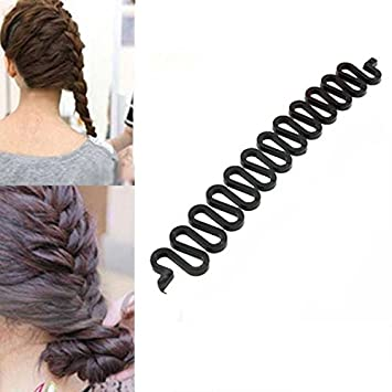 Cool Amazon Com Fashion Style Ponytail Curly Hair Braider Diy Twist Short Hairstyles For Black Women Fulllsitofus