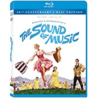 Sound of Music 50th Anniversary Edition on Blu-ray