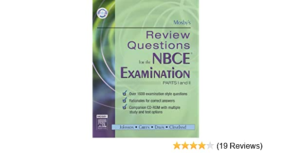 Mosbys review questions for the nbce examination parts i and ii mosbys review questions for the nbce examination parts i and ii e book pts 1 2 kindle edition by mosby professional technical kindle ebooks fandeluxe Gallery