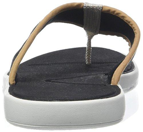 Cam L 8x0 2 Sandal Lacoste Blk Nero Lt 218 Infradito 30 Tan Uomo XAZxTg