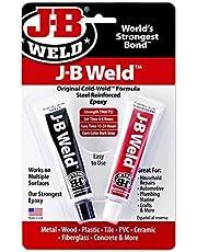 J-B Weld 8265S Cold Weld Steel Versterkte epoxy met harden, 2 oz by J-B Weld
