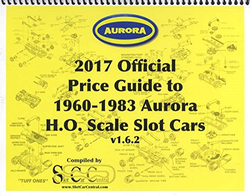 2017 Official Aurora Price Guide to 1960-1983 H.O. Scale Slot Cars v1.6.2 -  Slot Car Central