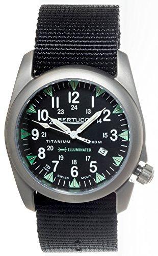 Bertucci A-4T Illuminated Watch