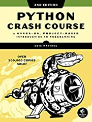 Second edition of the best selling Python book in the world. A fast-paced, no-nonsense guide to programming in Python. This book teaches beginners the basics of programming in Python with a focus on real projects.This is the second edition of...