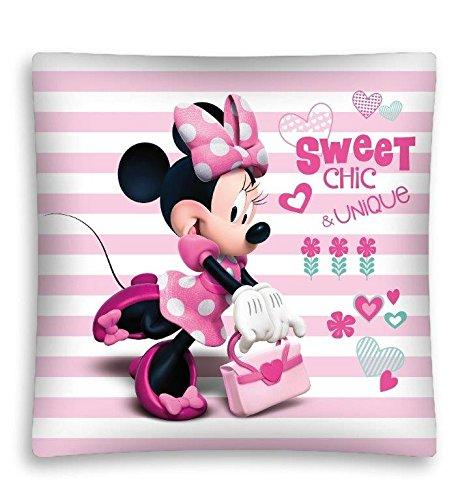 Minnie Mouse almohada Sweet tamaño: aprox. 40 x 40 cm Funda ...