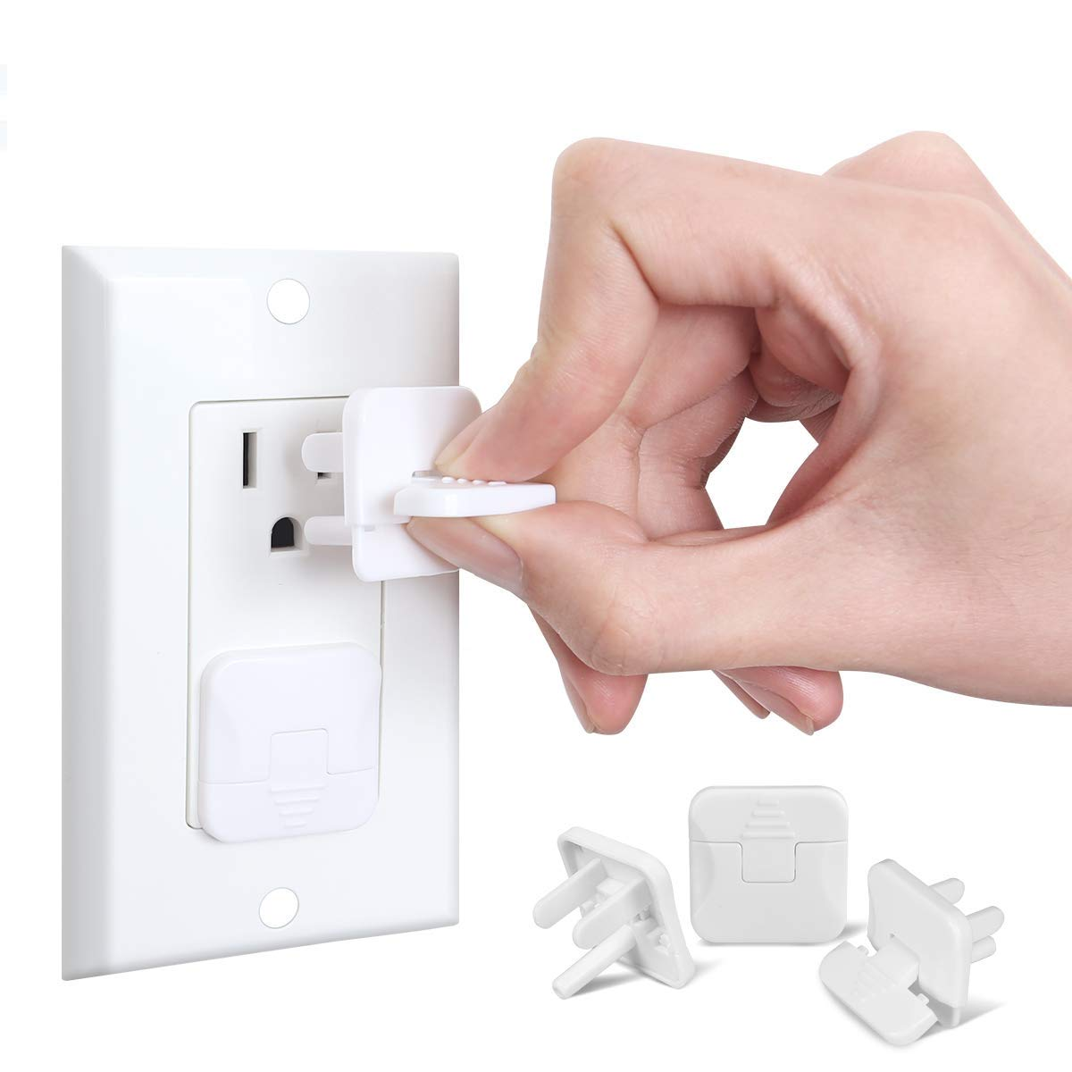 38 Pack Baby Proofing Outlet Plugs Probebi No Easy To Remove By Children Keep Prevent Baby From Accidental Shock Hazard Baby