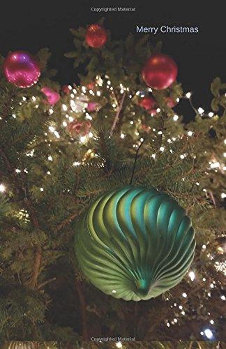 Merry Christmas: Journal/Planner (Joy, Inspiration & Delight)