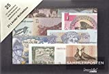 all World 25 different Banknotes out 25 different Countries (Banknotes for collectors)