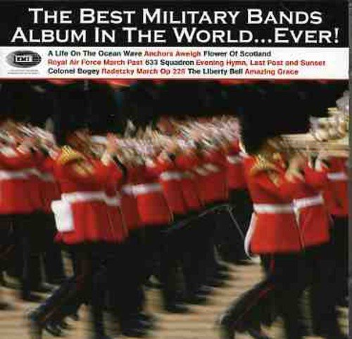 The Best Military Bands Album in the World...Ever! (Best Airforce In The World)