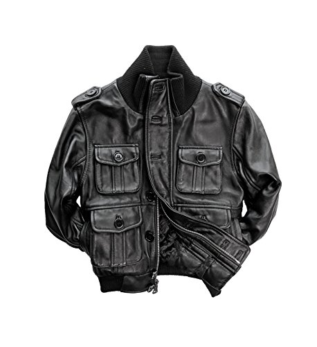 childrens-genuine-lambskin-leather-bomber-jacket-toddlers-girls-boys