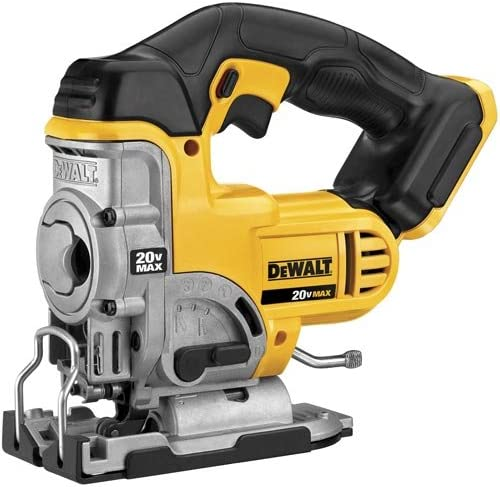 DEWALT 20V Jigsaw for Woodworking