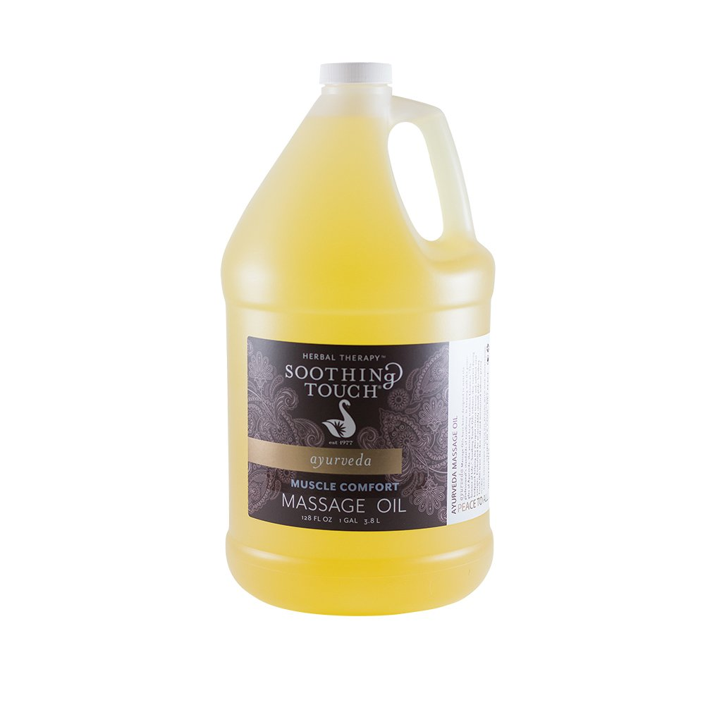 Soothing Touch Muscle Comfort Oil 1 Gallon